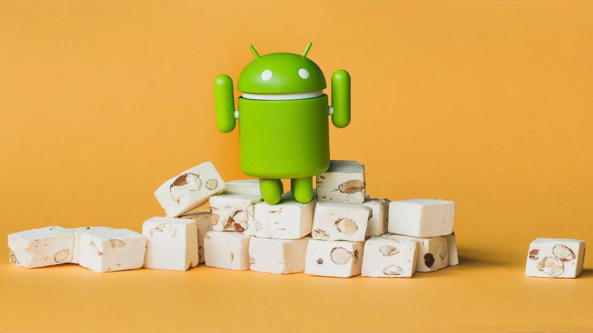 AndroidPIT Android N Nougat 2480 - Android é o sistema operacional mais popular do mundo