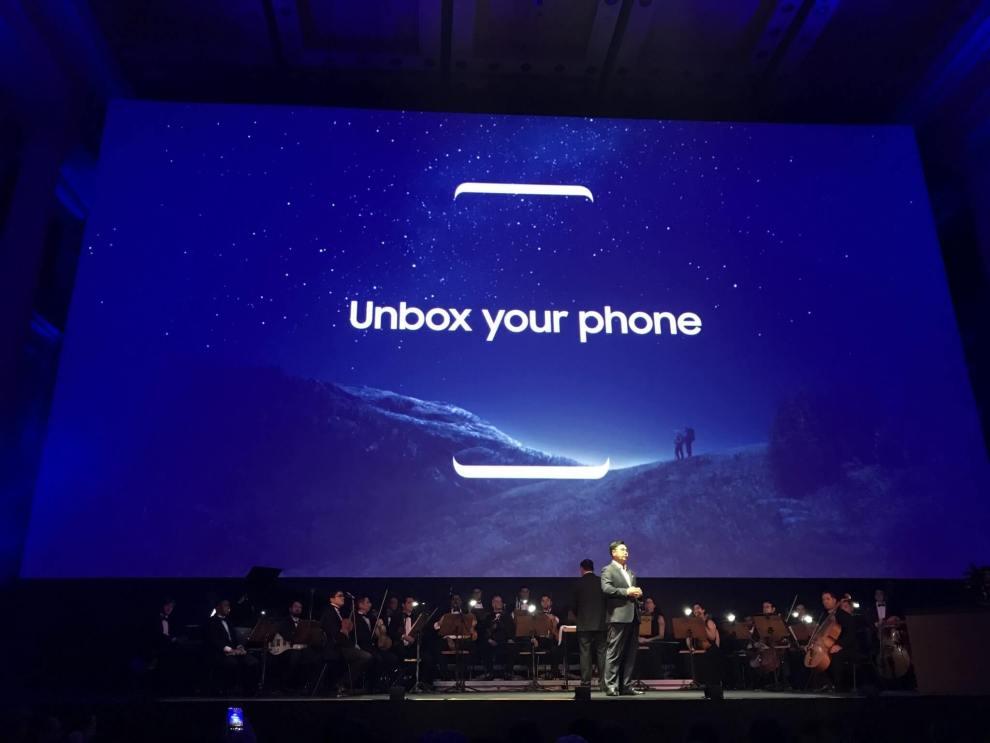IMG 1837 - Galaxy S8 e S8+ chegam ao Brasil. Confira tudo sobre eles