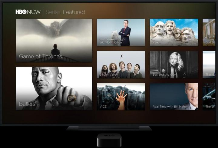 Apple tenta acordo para disponibilizar filmes, séries e programas de TV da HBO.