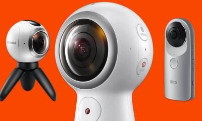 GoPRO ou câmeras que gravam em 360 Graus?