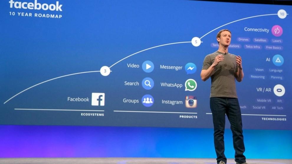 Para o Facebook, telepatia poderá em breve se tornar realidade 6