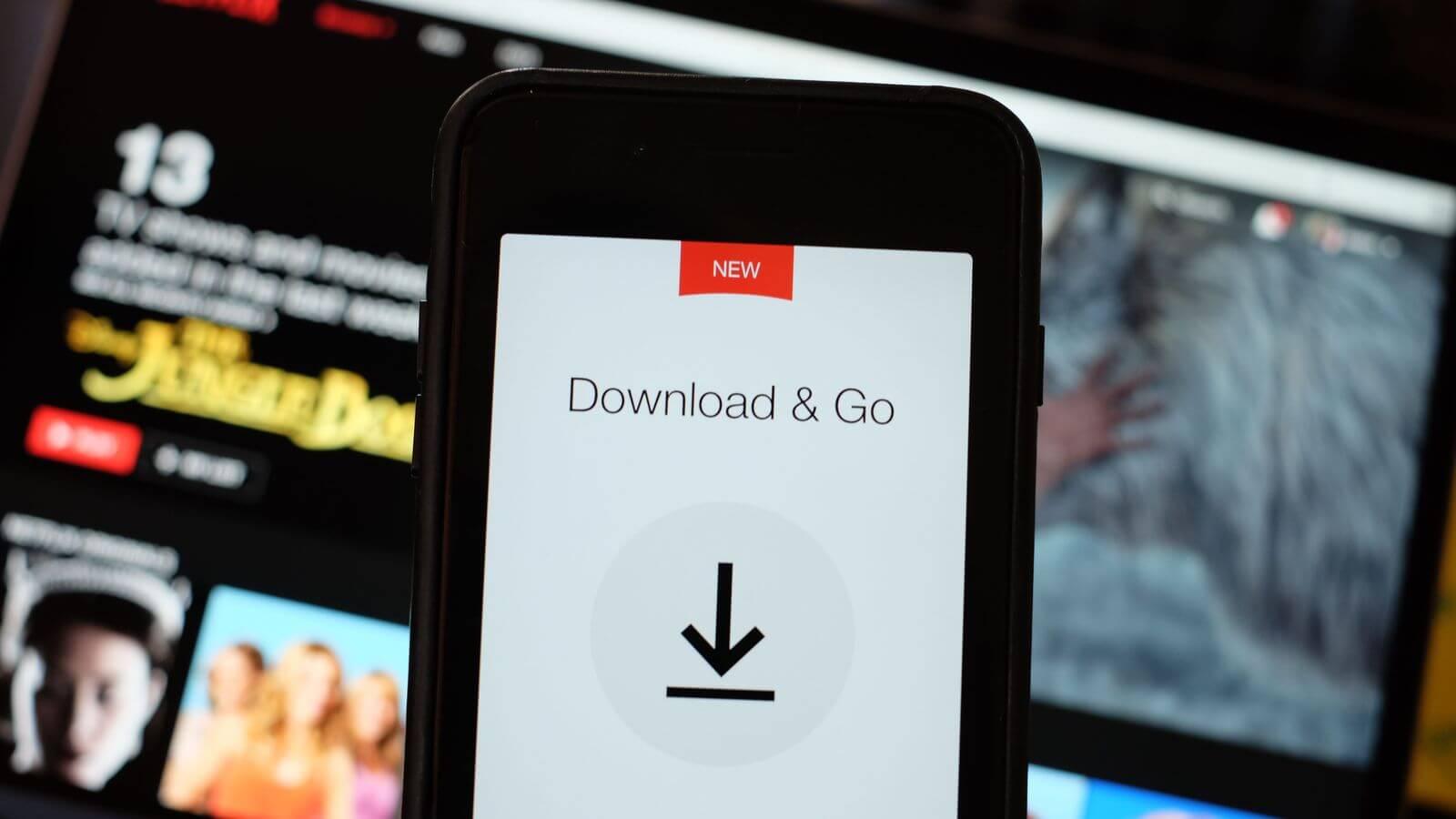 netflix download and go - Agora você pode assistir Netflix offline no seu PC/smartphone com Windows 10