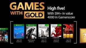 Games with Gold: jogos grátis na Live para junho de 2017