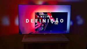 Philips anuncia nova linha de Smart TVs 4k no Brasil com tecnologia exclusiva