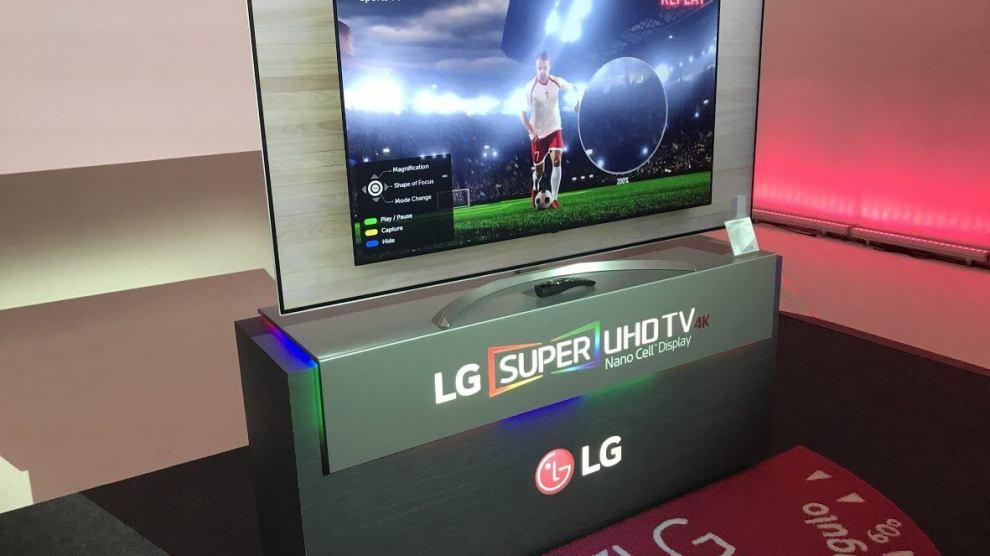 LG lança nova linha de TVs Ultra e Super Ultra HD no Brasil