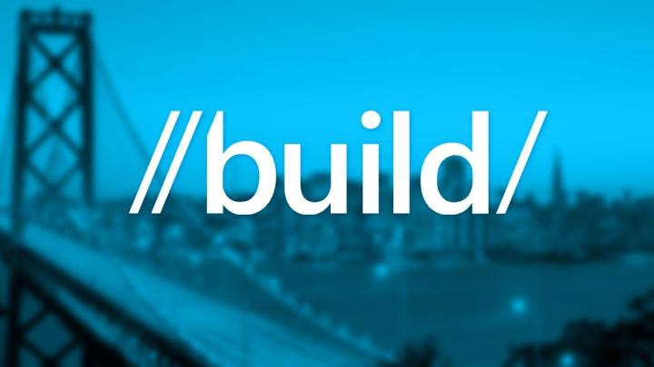 Microsoft - Build Logo