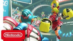 Nintendo Direct traz detalhes de ARMS e novo trailer de Splatoon 2