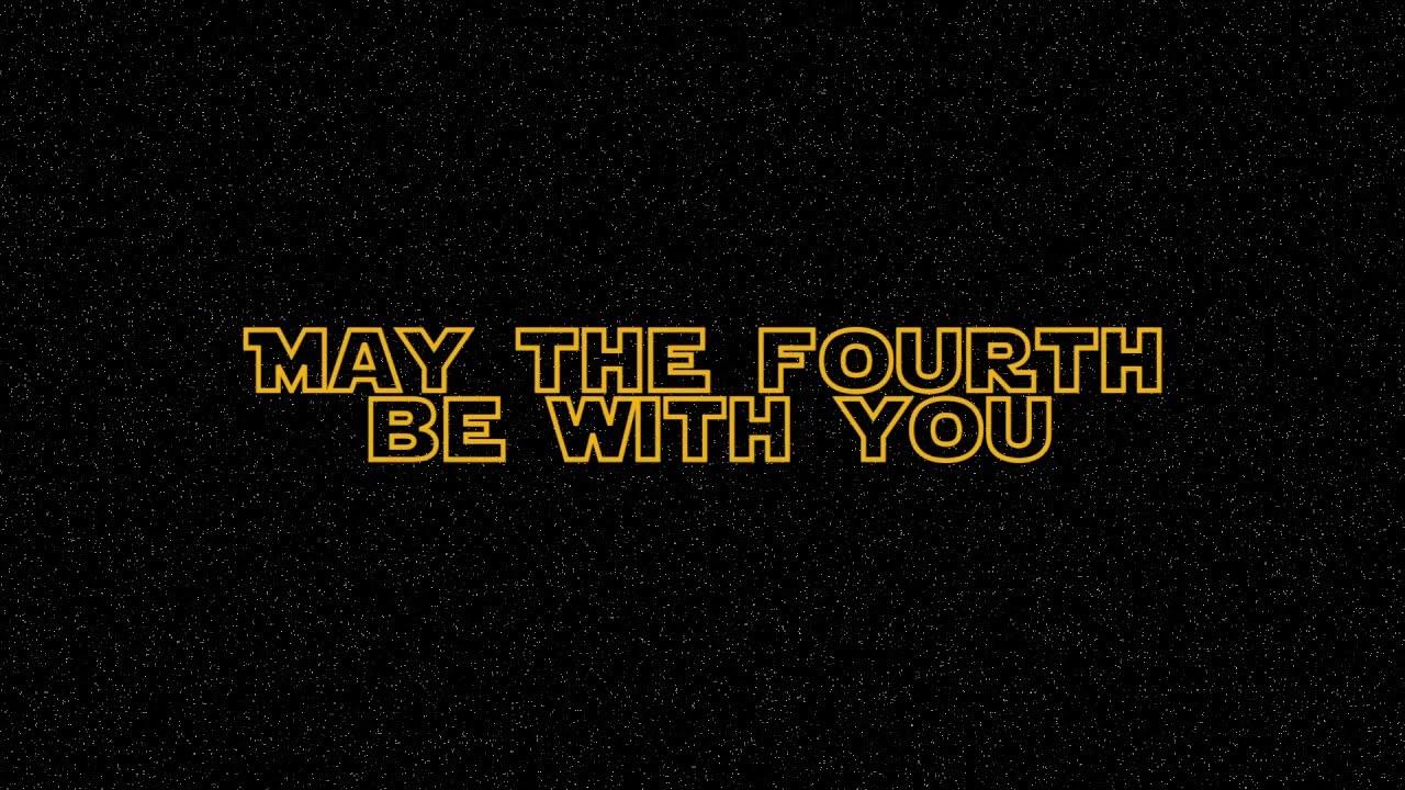 maxresdefault - Comemore o Star Wars Day com o cast cantando All Star