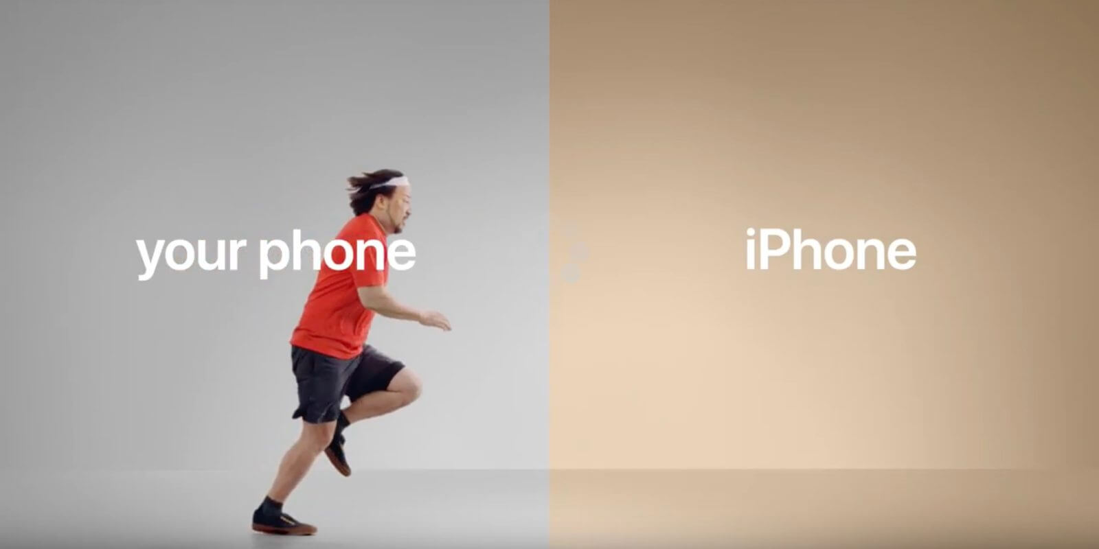 "move to ios campaign - Apple promove ""Switch"", só que para o iPhone"