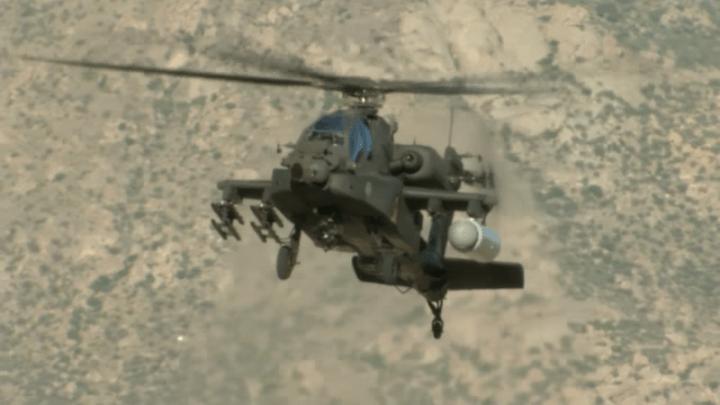 Apache 720x405 - Futuro? Armas Laser já são realidade