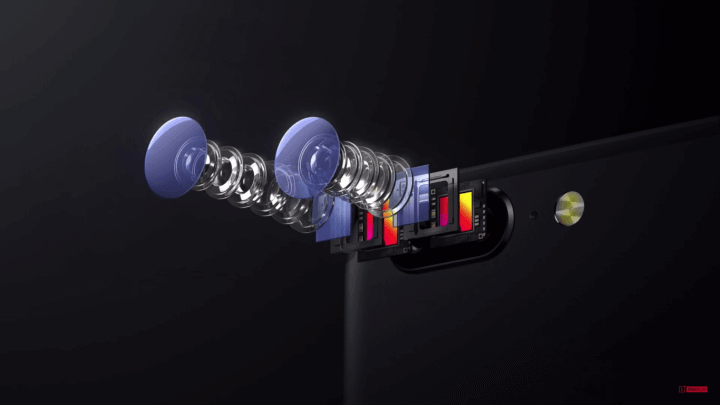 Câmera OnePlus 5 Gearbest 720x405 - OnePlus 5 entra na Promoção Relâmpago da GearBest