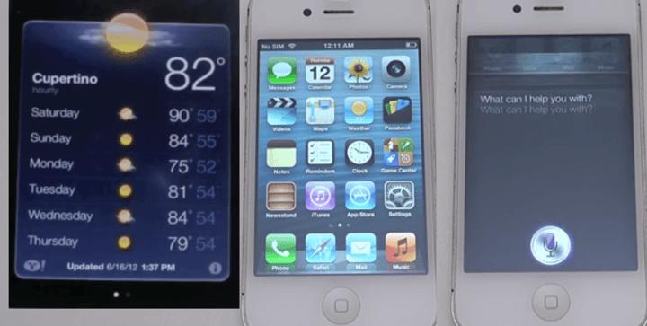 IOS6 720x363 - #iPhone10: Mergulhe na história do iOS