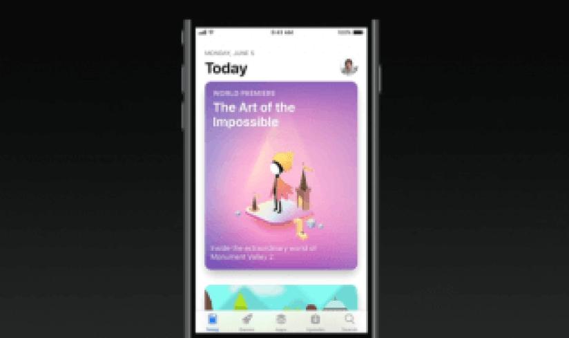 WWDC 2017: A nova App Store e Monument Valley II 8