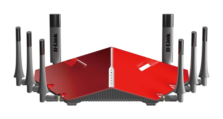 dir 895l front 0 - Review: Roteador D-Link AC5300 (DIR-895L)
