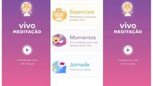 Vivo lança aplicativo que ensina a meditar