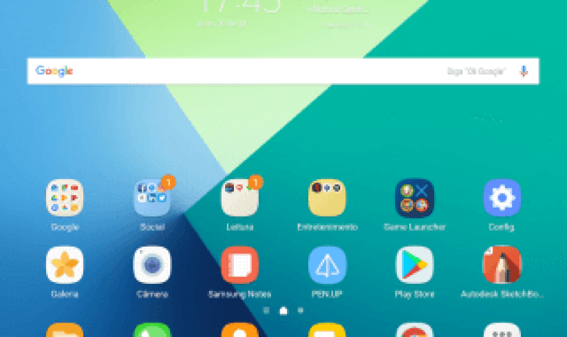 Screenshot 20170730 174344 320x190 - Review: Galaxy Tab S3, um poderoso e elegante tablet