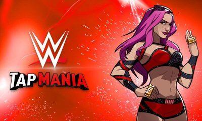 WWE Tap Mania   Sasha Banks 1500376234 - Pronto para o ringue? SEGA lança WWE Tap Mania para Android e iOS