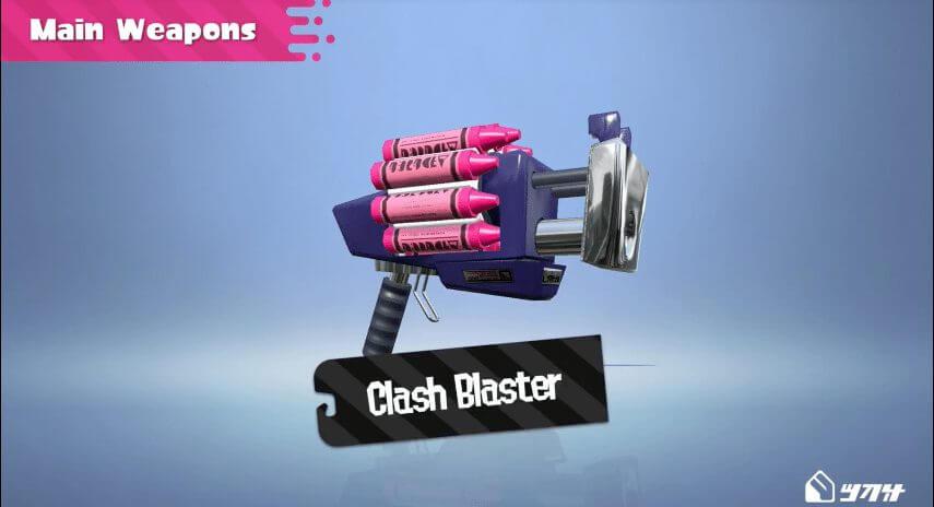 clash blaster - Saiba todos os detalhes da Direct de Splatoon 2 para Nintendo Switch