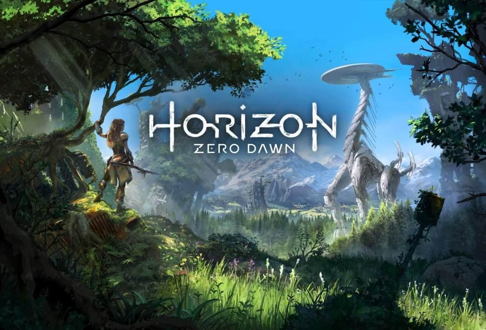 horizon zero dawn wall alphacoders com - Game Review: Horizon Zero Dawn (PS4)