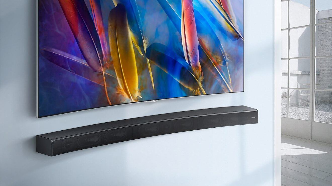 it feature the way sound should sound 61626999 - Confira a linha de Soundbars Samsung para 2017