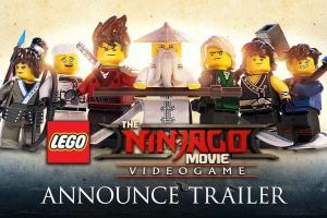 lego ninjago o filme videogame - Novo trailer mostra técnicas de combate de LEGO NINJAGO o Filme Videogame