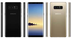 Novo vazamento mostra como será o Galaxy Note 8