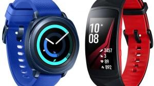 A Samsung apresentou um novo trio de fitness wearables, que prometem impulsionar a mobilização do usuário.