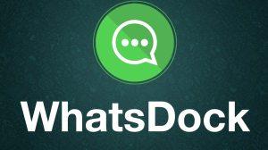 Saiba como instalar o whatsdock