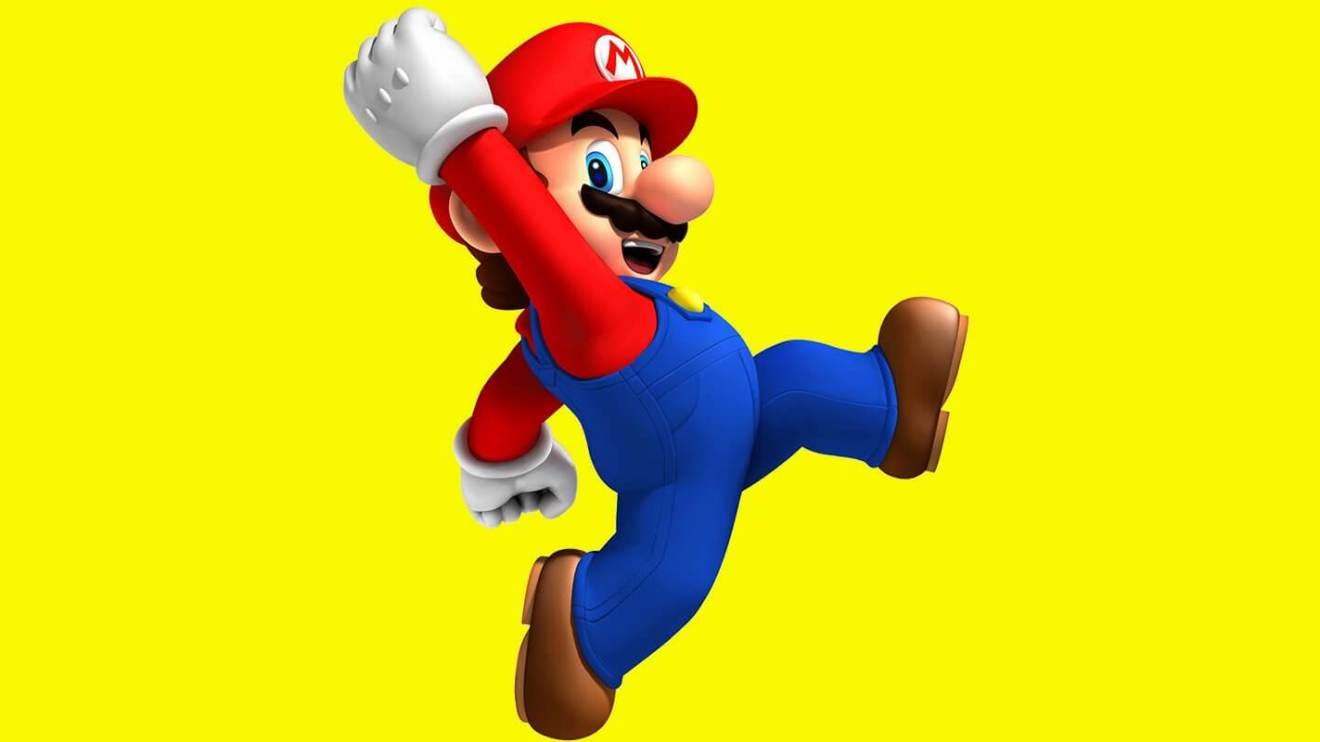 1 194 - Parece que Mario da Nintendo já não é mais um encanador