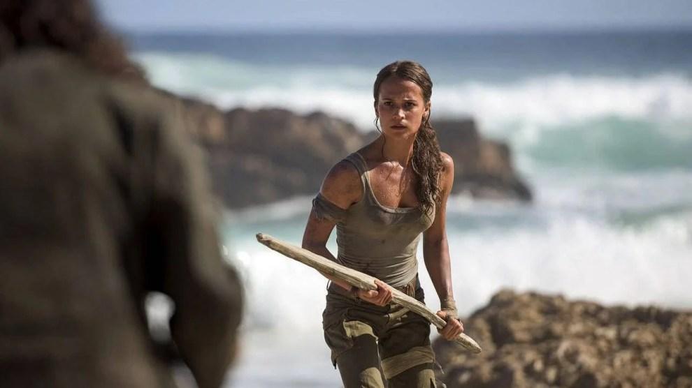 'Tomb Raider: A Origem' tem seu primeiro trailer divulgado 7