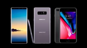 Comparativo: Galaxy Note 8 x iPhone 8 Plus 4