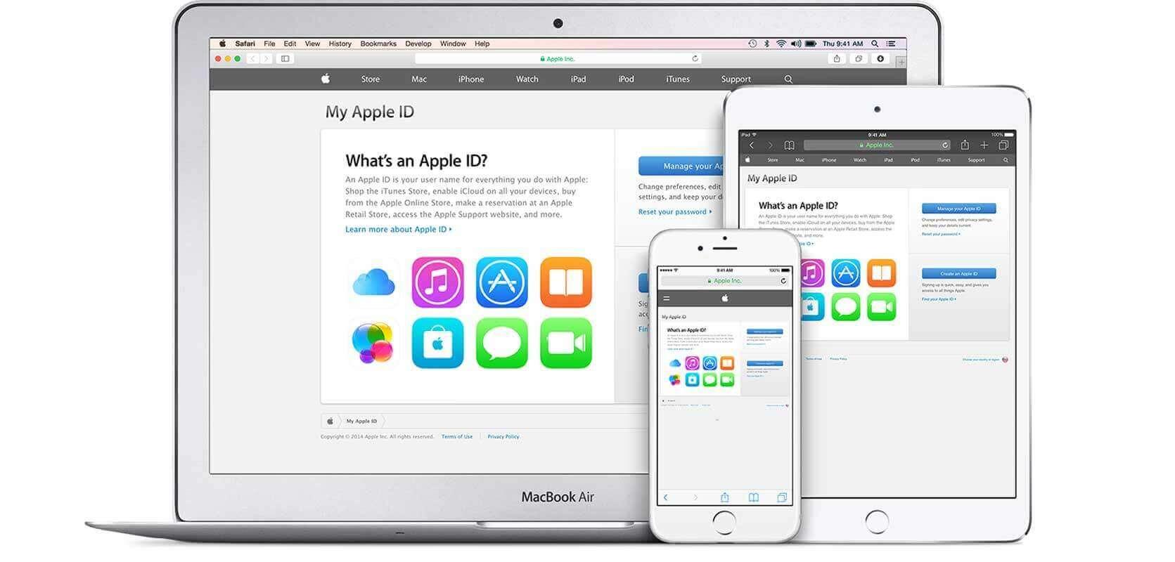 MyAppleID - Fique atento aos popups que pedem seu Apple ID
