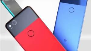 Novas imagens do Google Pixel 2 e Pixel 2 XL vazam às vésperas do lançamento 3