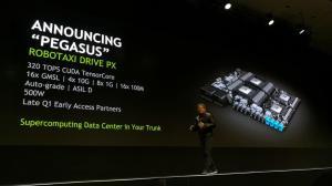 O novo computador da NVidia promete melhorar a direção automática 9