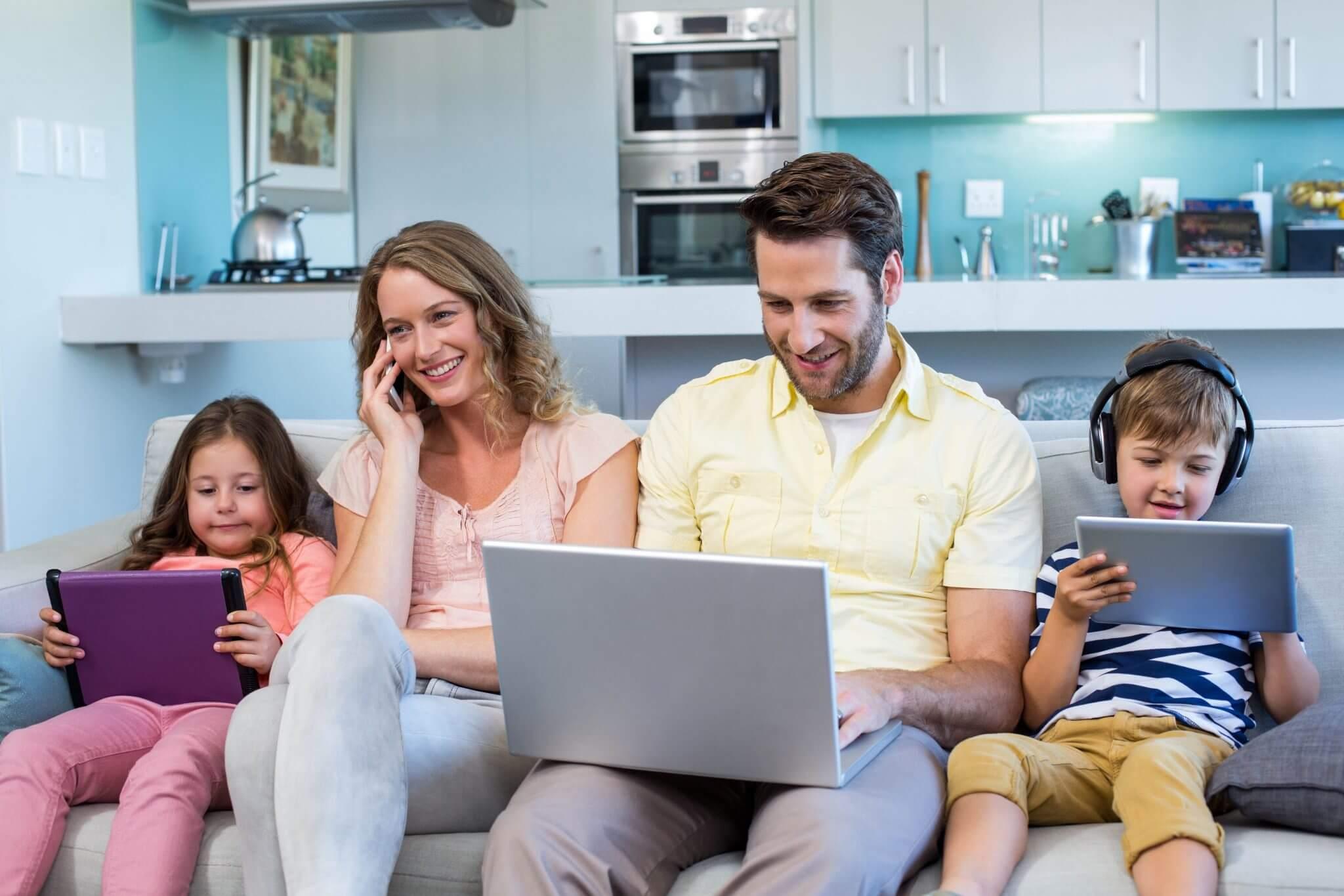 digital familia - LastPass Families: o melhor gerenciador de senhas lança plano família