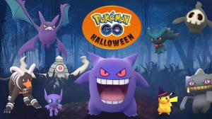 Pokémon GO anuncia evento de Halloween com terceira geração de monotrilhos