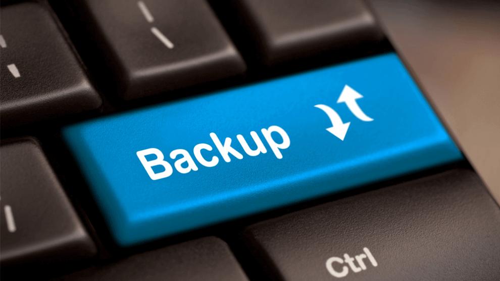 Backup: saiba como preservar os seus arquivos 7