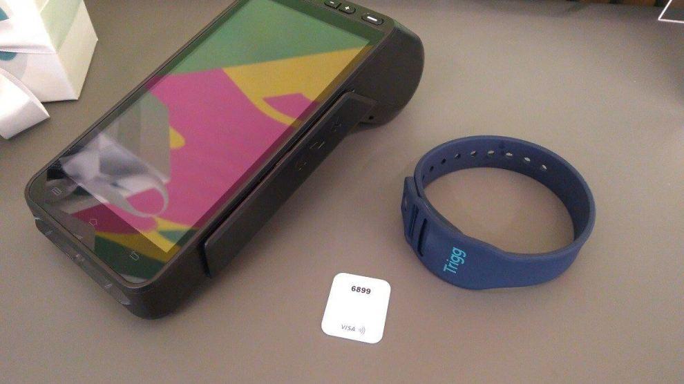 Trigg lança cartão de crédito em formato de pulseira 6