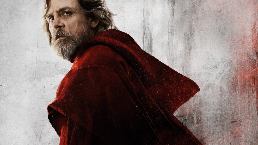Mark Hamill revela detalhes sobre o seu retorno como Luke Skywalker 4