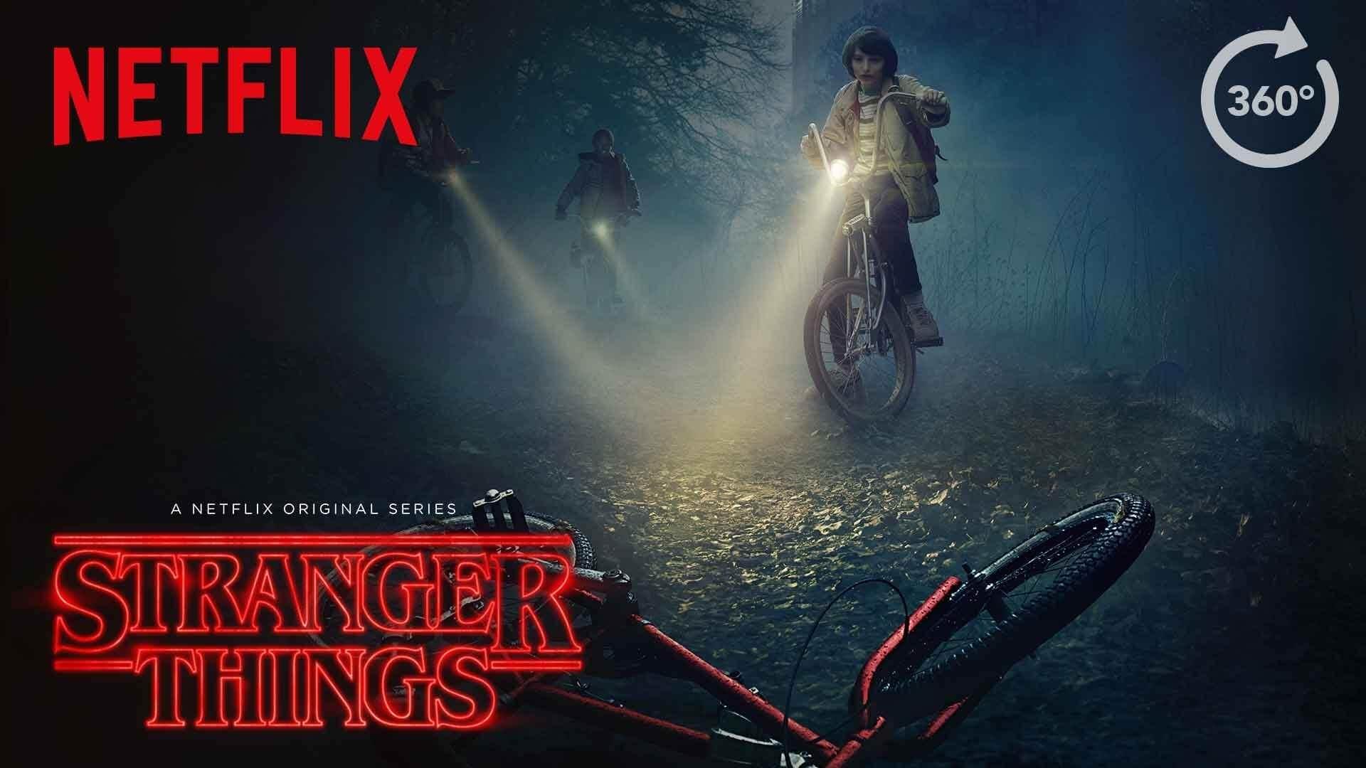 maxresdefault 2 - 3ª temporada de Stranger Things pode ser em realidade virtual