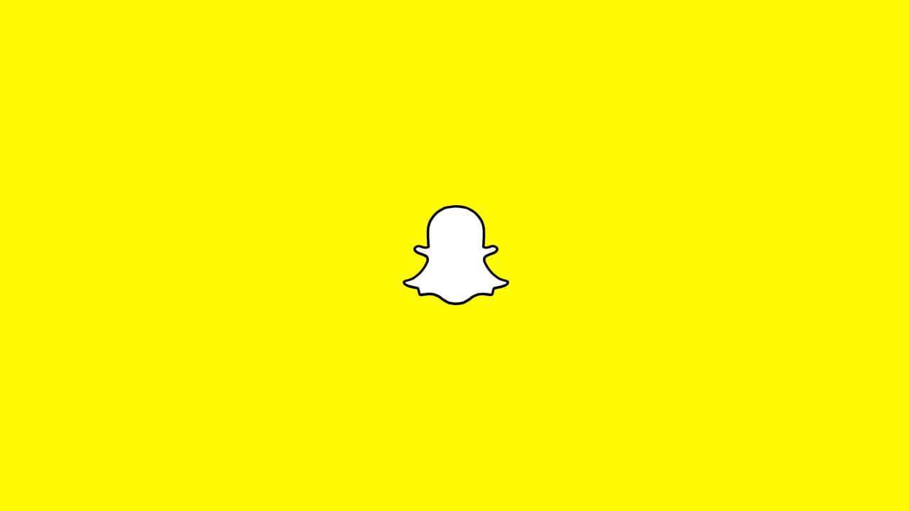 snapchat logo wide - Snapchat ganha nova interface! Confira como ficou o app