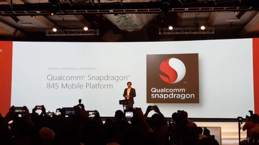 Qualcomm Summit: Snapdragon 845 é apresentado 5