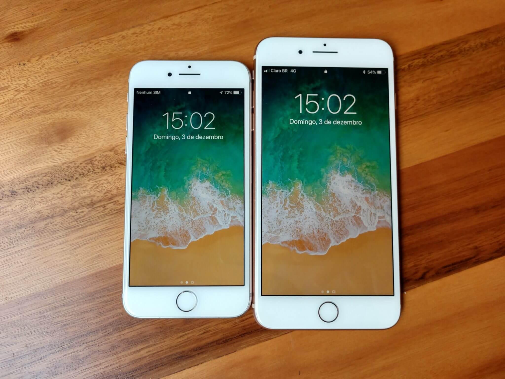 Já o iPhone 8 Plus de 64 GB chega a partir de R  4.599 e o modelo de 256 GB  por R  5.399. dfe055eeb1