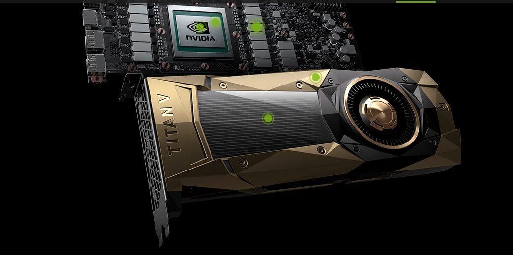 NVIDIA TITAN V - Nvidia Titan V é a nova placa de vídeo mais poderosa do mundo