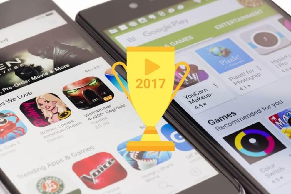 apps - Confira o que houve de melhor na Play Store em 2017