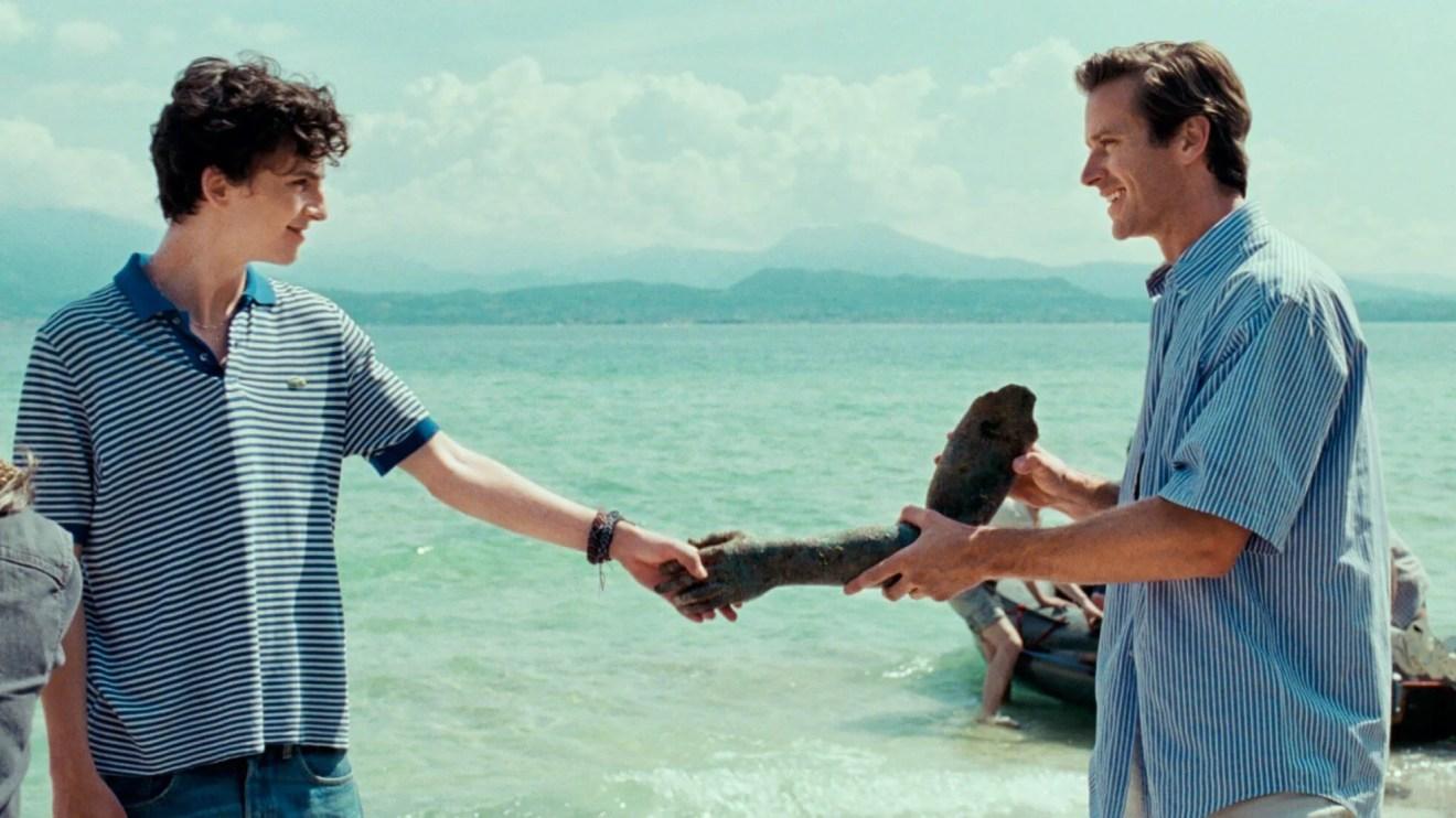 call me by your name - Os 10 melhores filmes de 2017