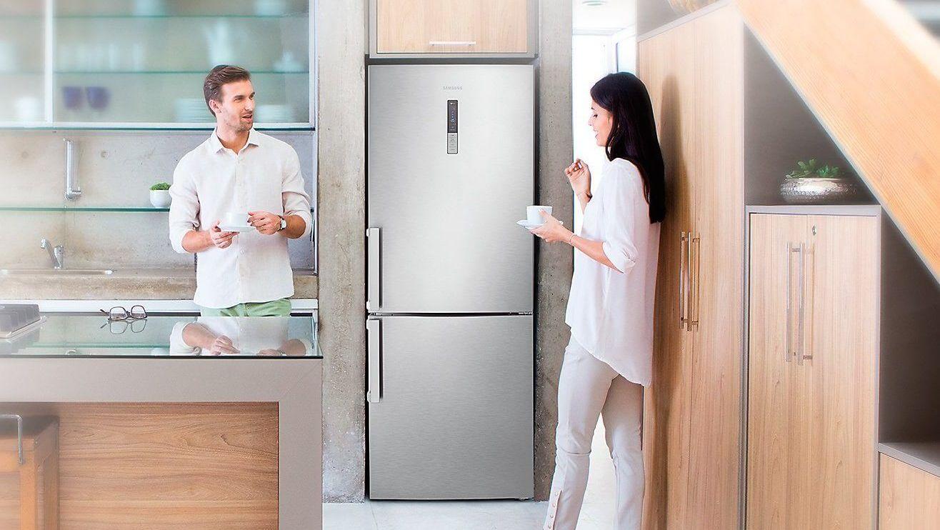 capa 1 - Refrigerador Samsung garante eficiência para as festas de fim de ano