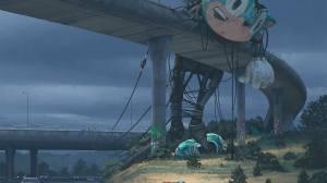 SURREAL: artista sueco cria paisagens futuristas impressionantes