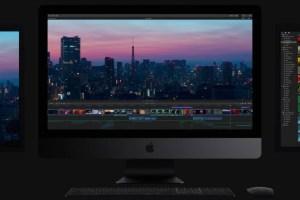 iMac Pro - Novo iMac Pro tem data de lançamento revelada