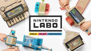 Nintendo Labo é a nova forma de brincar e interagir com o Switch 17